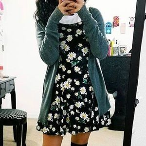 Forever 21 sunflower summer dress